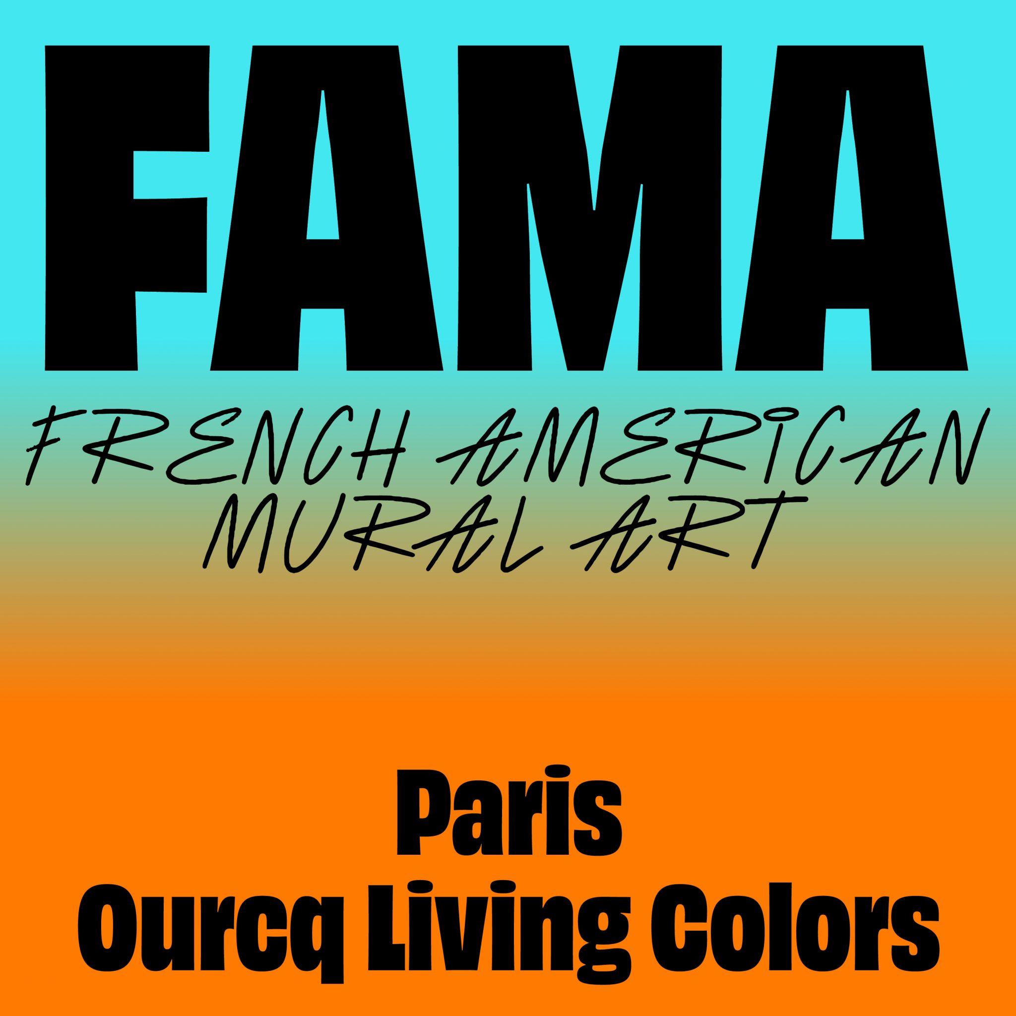 FAMA Visuel Paris